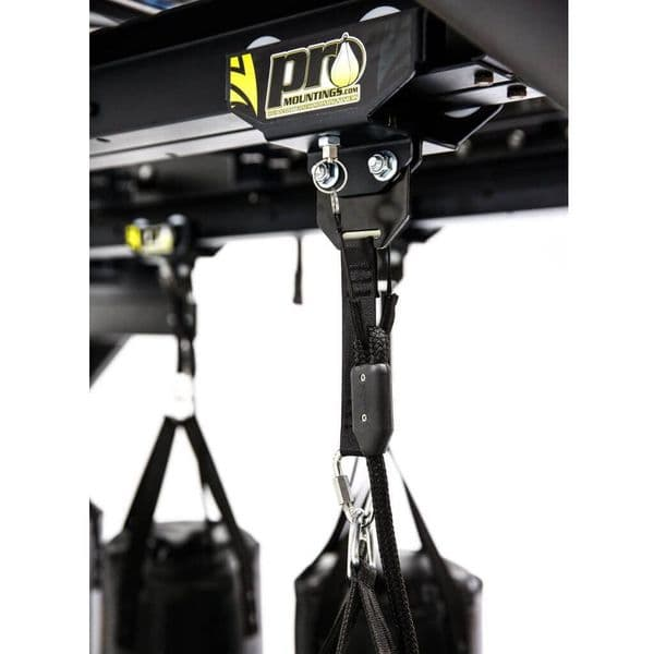 ProMountings Roller Mount Track | Punch Bag Sliding Track | Reflex UK